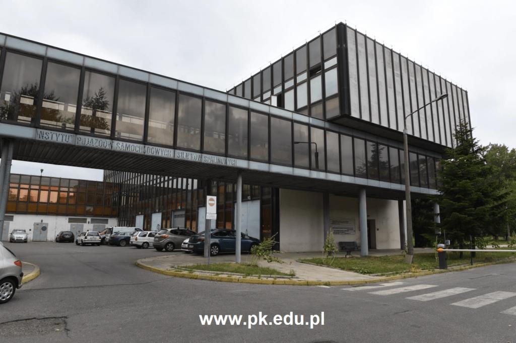 Budynki Wydziału Mechanicznego, Laboratoria J i K Politechniki Krakowskiej – w realizacji